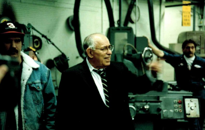 President And Founder Of Rotor Clip, Robert H. Slass Passes Away